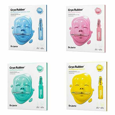 Dr jart rubber face mask