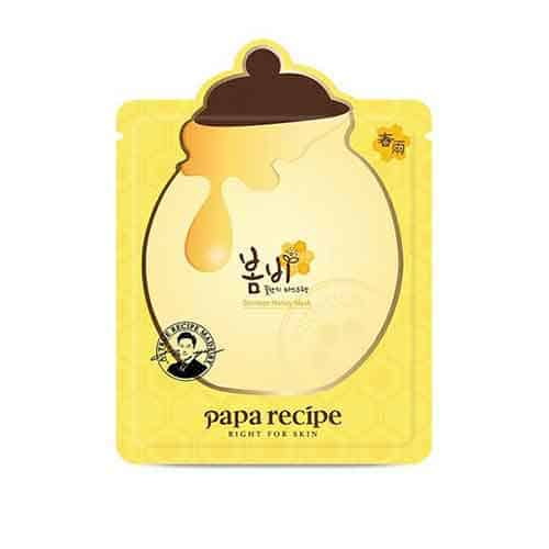 papa recipe bombee face mask