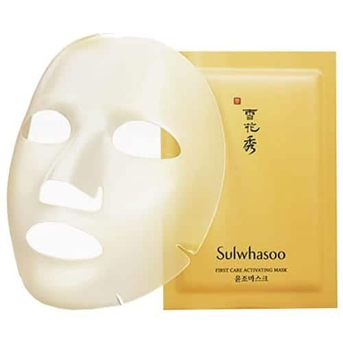Sulwhasoo Face Mask