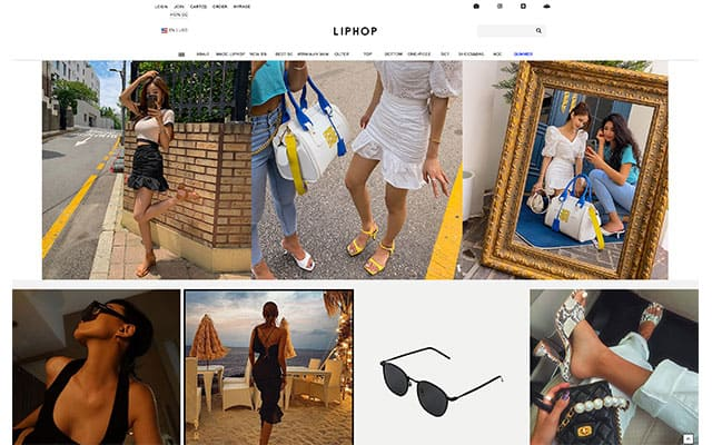 korean fashion online shopping malls _liphop