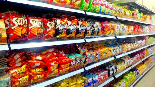 what to buy in Korea - Korean snakcs