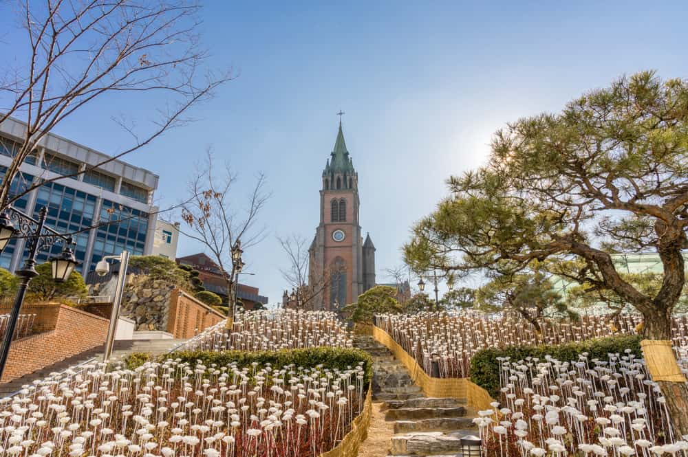 Things to do in Soeul Myeongdong Cathedral