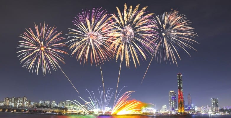 Seoul International Firework Festival
