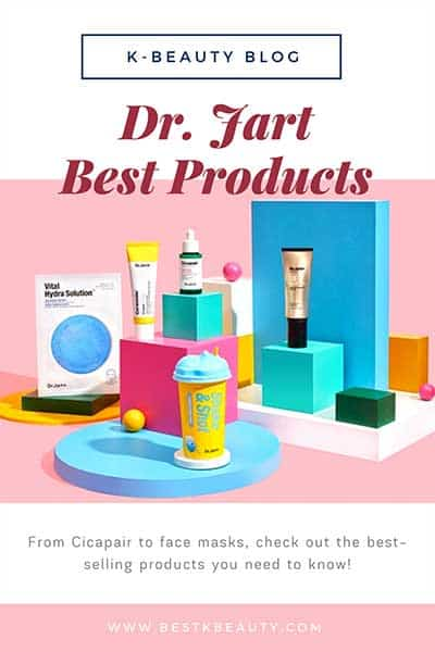 dr jart best-selling items