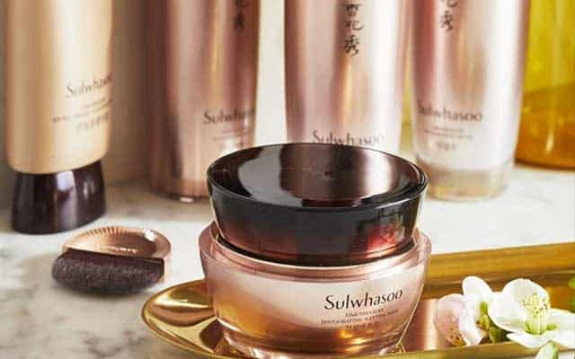 k-beauty Sulwhasoo