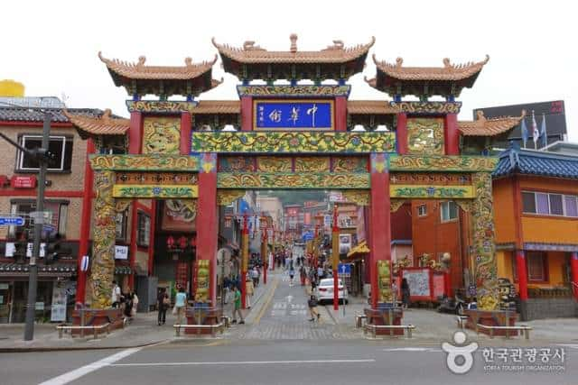 China_town_Things to do in Incheon