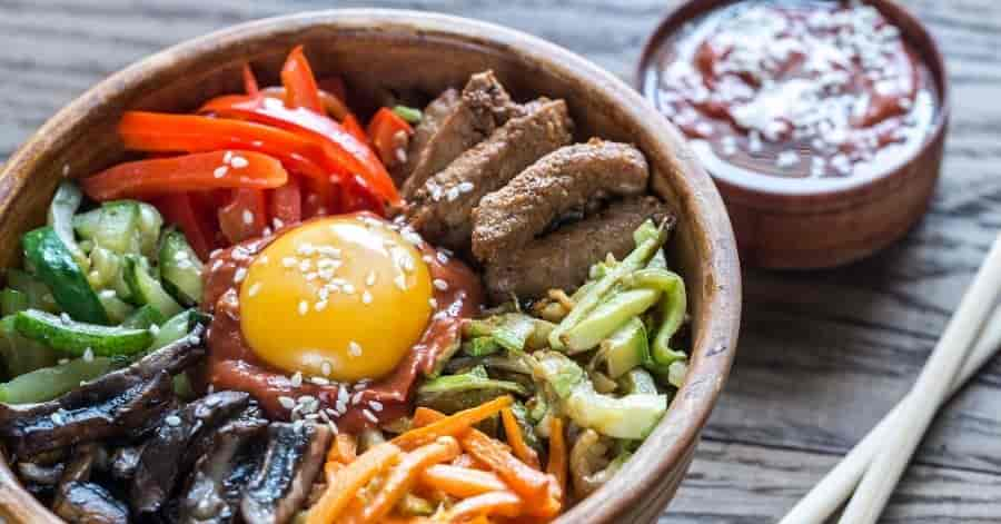 Traditional Korean food featured image