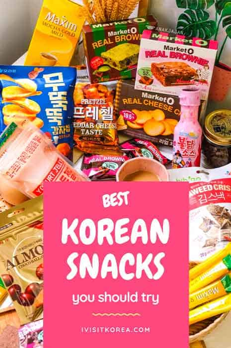 best korean snacks