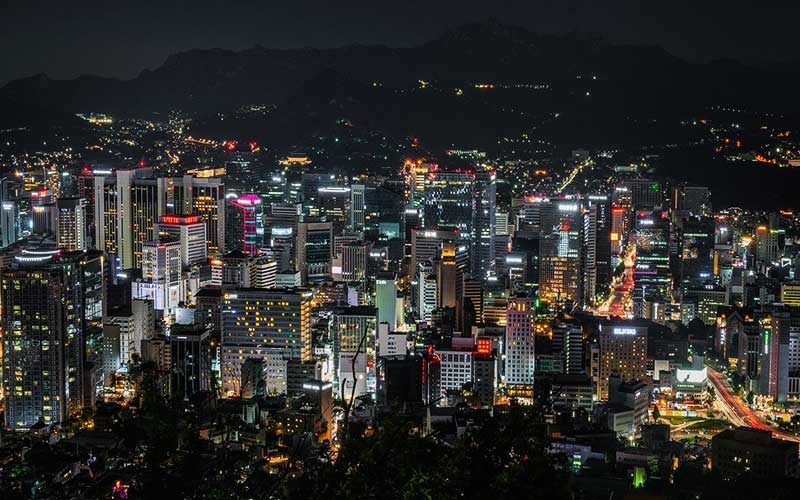 Best Places for Seoul City View