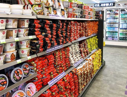 Top 10 Supermarkets in Korea