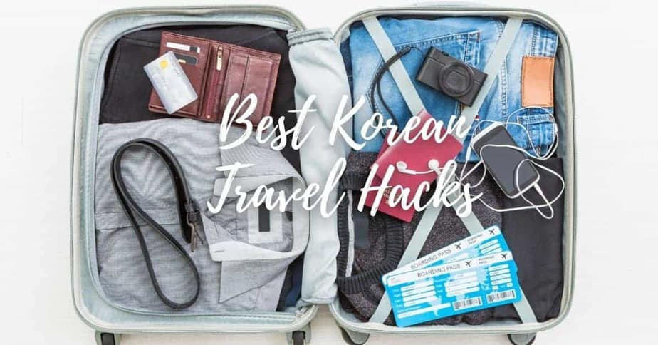 Best Korean Travel Hacks Featured Image