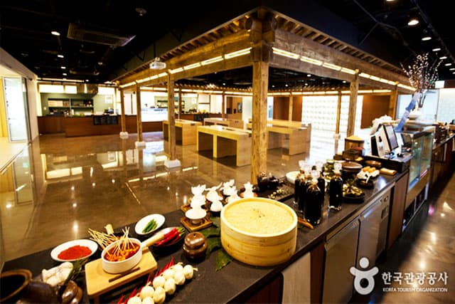 K-style Hub Korean Food Culture Hall