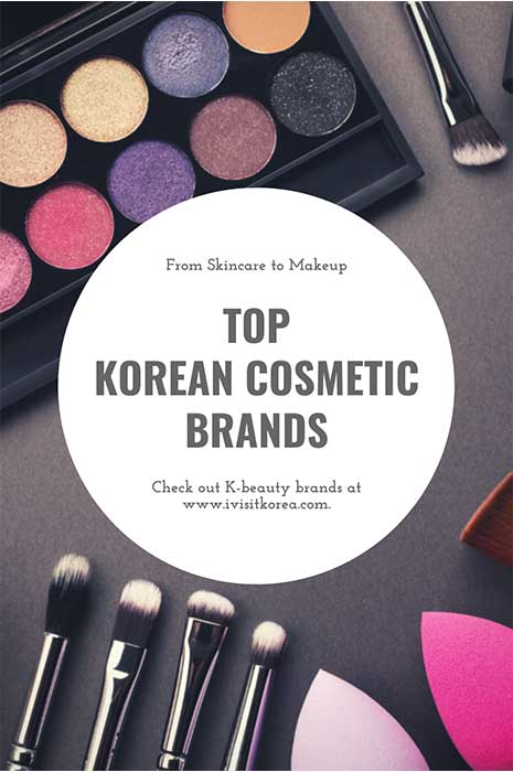 best Korean cosmetic brands
