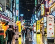 Things to do on a rainy day in Seoul