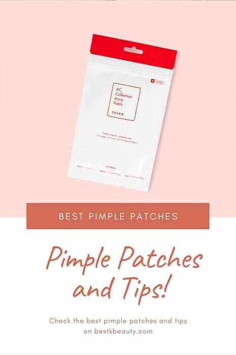 best pimple patch