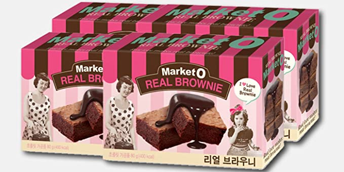 Market O Real Brownie