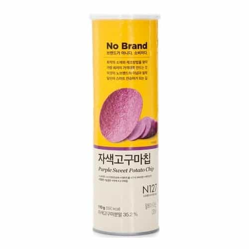 No Brand Purple Sweet Potato Chip