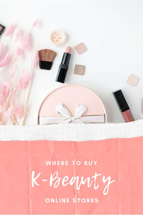 k beauty online stores