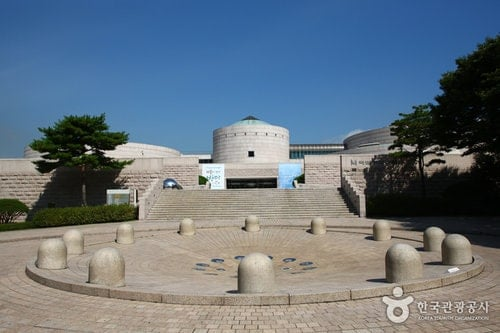 Korea Museum virtual tour