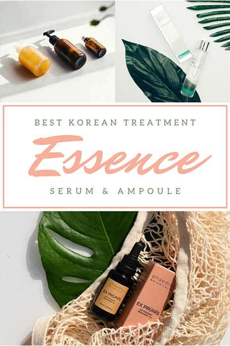 best korean essence