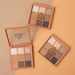 korean makeup eyeshadow - 3ce