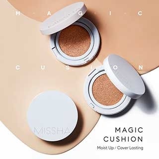 korean makeup foundation cushion - missha