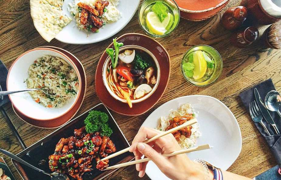 korean food & restaurants