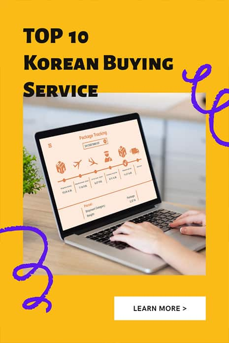 kfashion Korean buying service