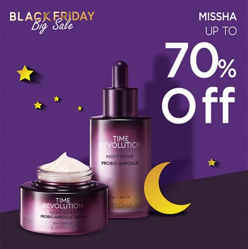 missha sale coupon