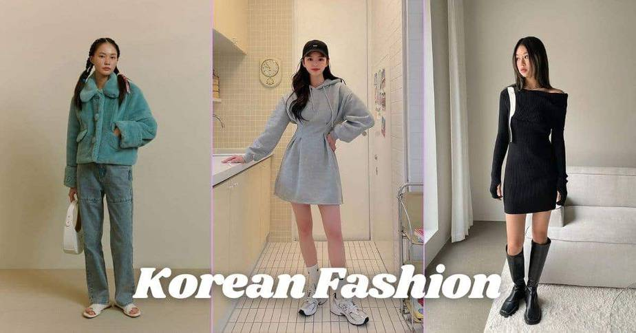 Why is Korean Fashion so popular featured