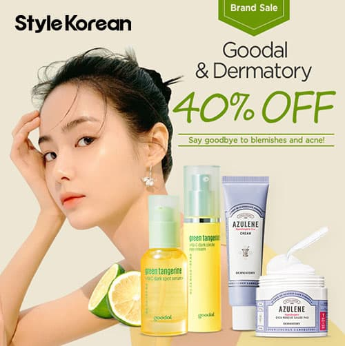 K-beauty StyleKorean brand sale
