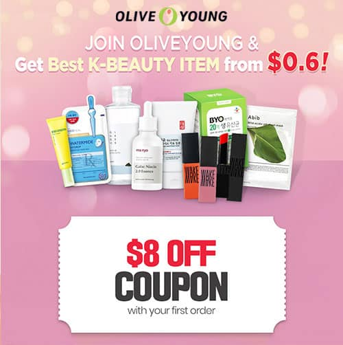 oliveyoung coupon