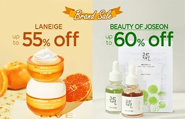 stylekorean brand sale - Beauty of Joseon and Laneige