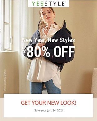 yesstyle coupon