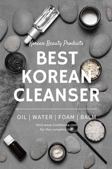 best-korean-cleansers