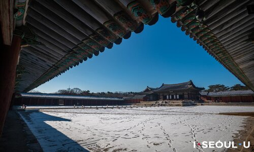 Changgyeonggung Palace instagrammable spot in Seoul