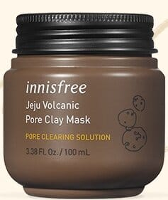 innisfree volcanic clay mask things to buy in jeju
