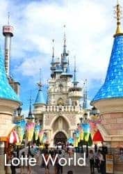 Top Attraction - Lotte World