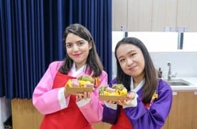 cooking class in Seoul