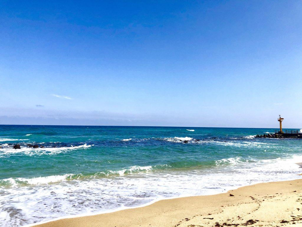 Best Korean Beach_naksan beach