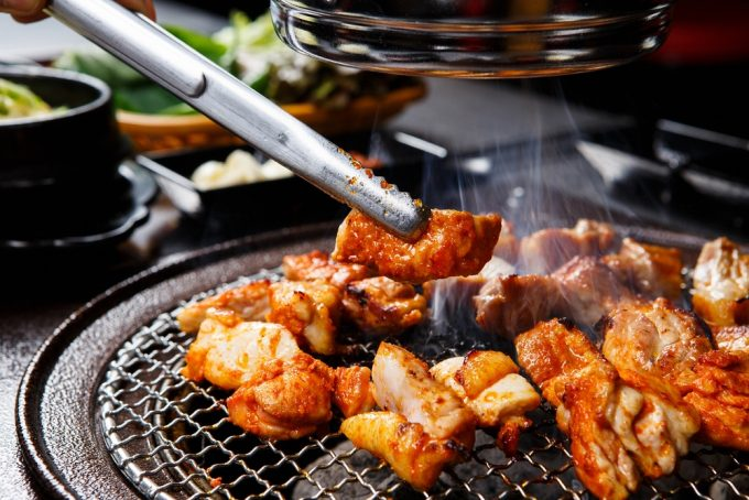 Best Korean bbq restaurant in Jeju
