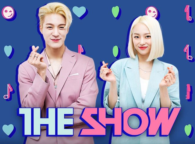 The famous Korean Pop competition Show of SBS Media