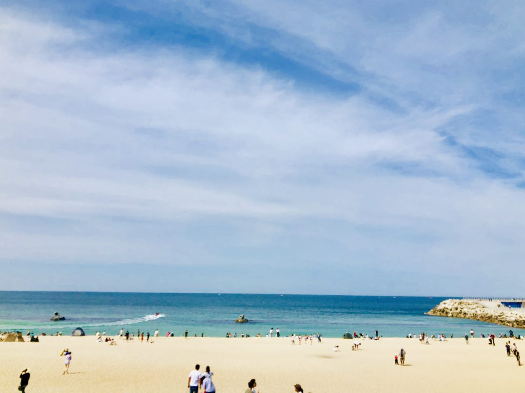 Korean beach_Gangwondo