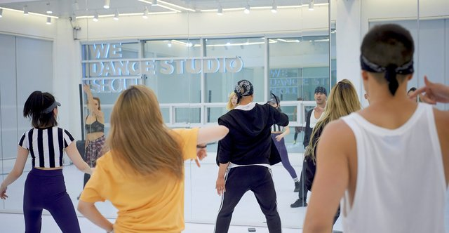 Dance Class for Korean Pop